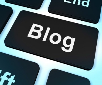 How can a business blog attract high quality clients