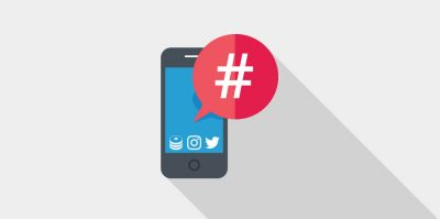 Hashtags and marketing